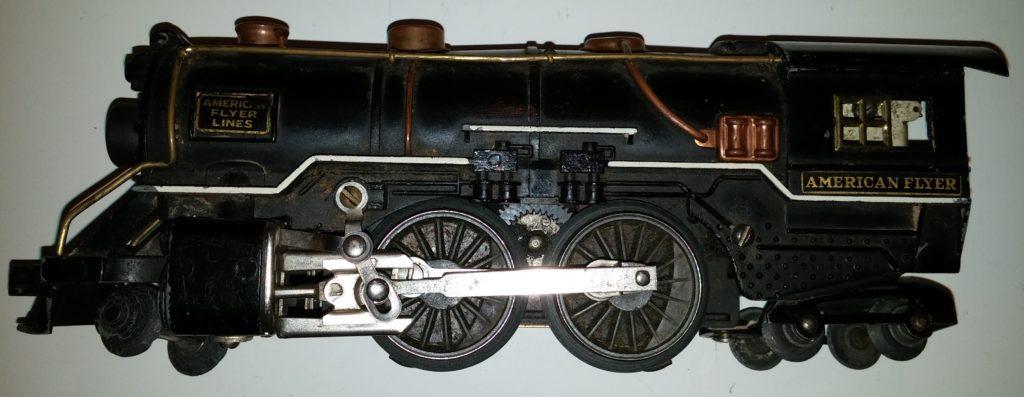 Steam Engine - American Flyer